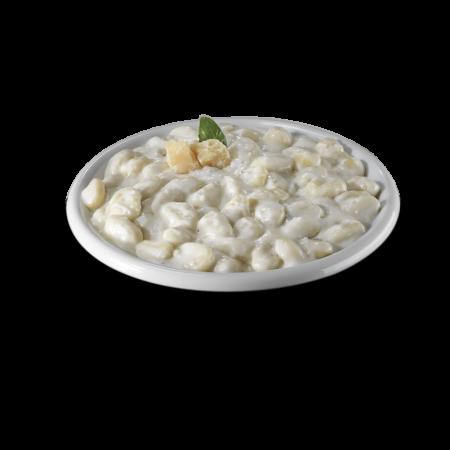 Gnocchi 4 cheese