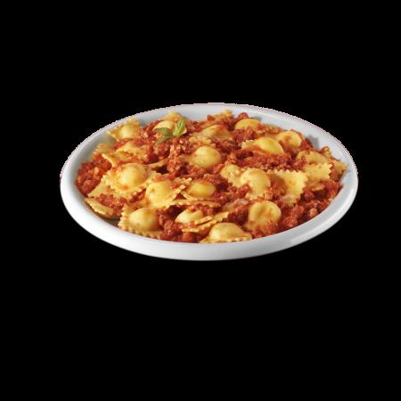 Ravioli tomato & basil