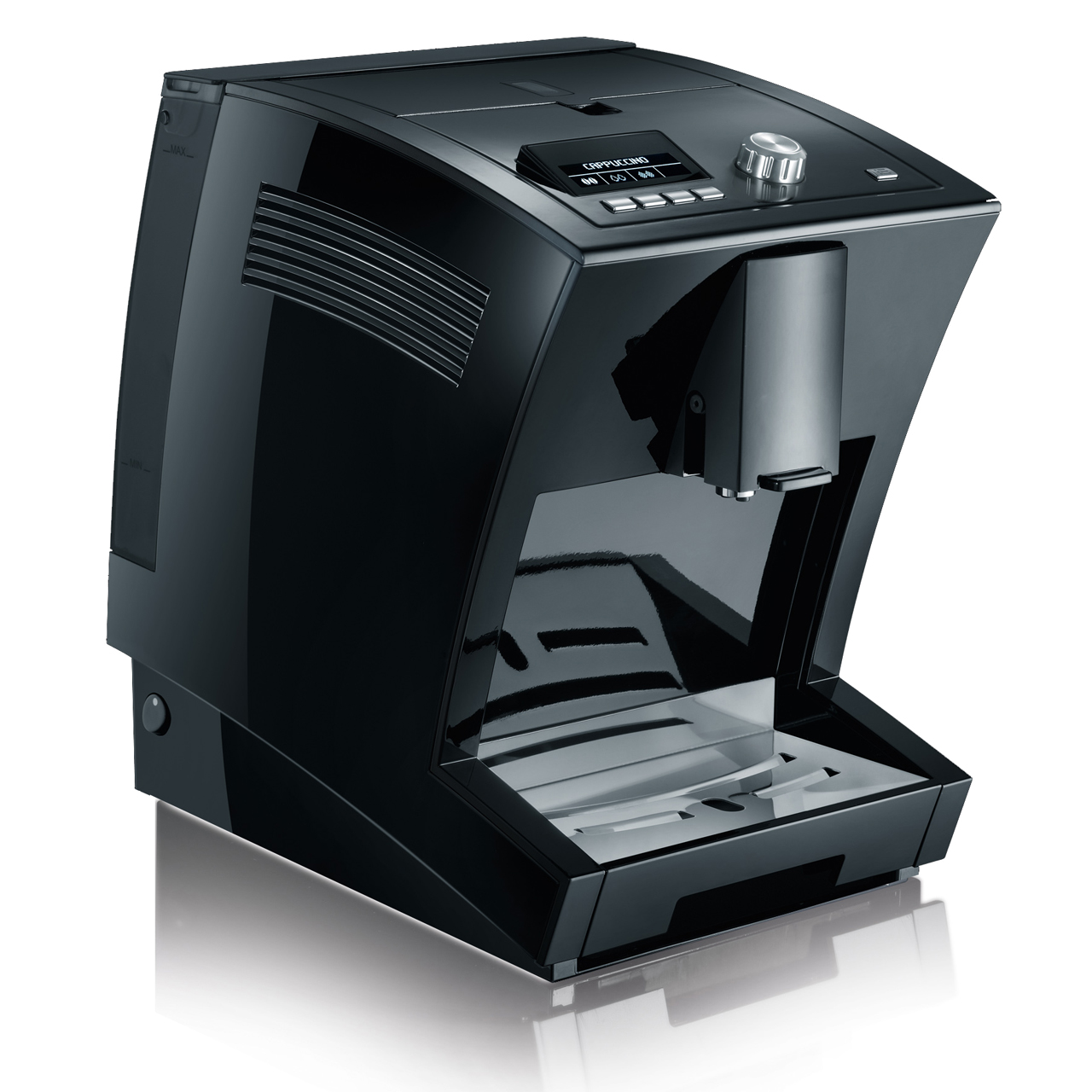Automatic Espresso Coffee Makers ~ Fully automatic espresso coffe machine coffeemaker