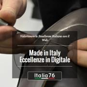 Italia76 in Italy we trust