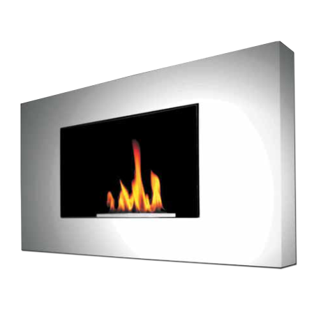 Ethanol fireplaces