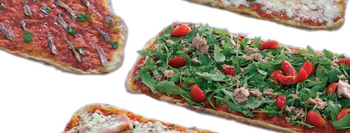 Pizza alla pala Classic