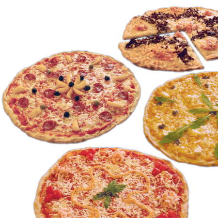 Gian Pizza ø 50 cm