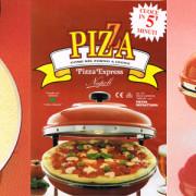 Pizza oven G3Ferrari srl Express Napoli 101