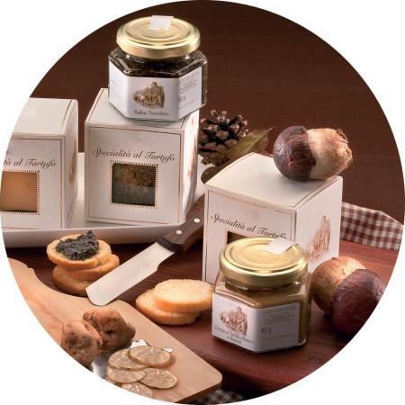 Truffle specialities