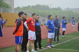 ROSSOWOLF Football Club - Cixi (China) - Italia76