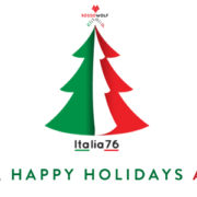 Happy Holidays and Best Wishes from Italia76